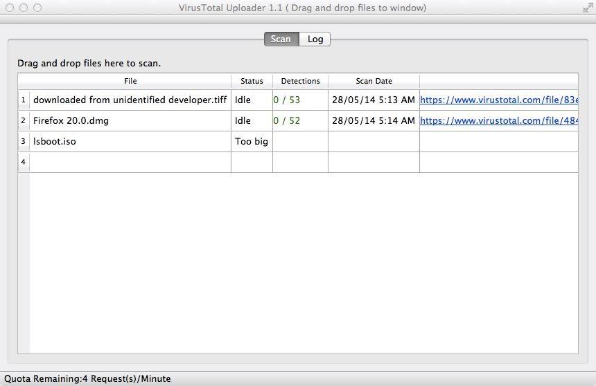 Download Virus Total Uploader For Mac Now