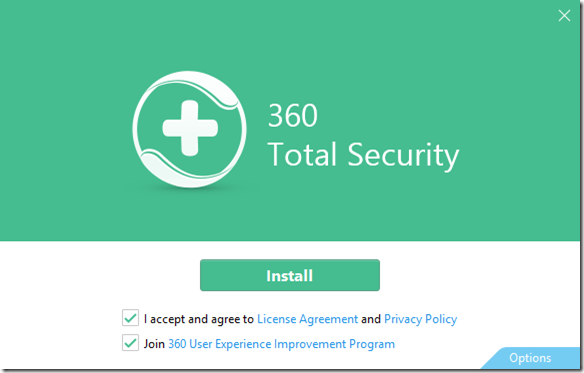 360 Total Security For Windows 10