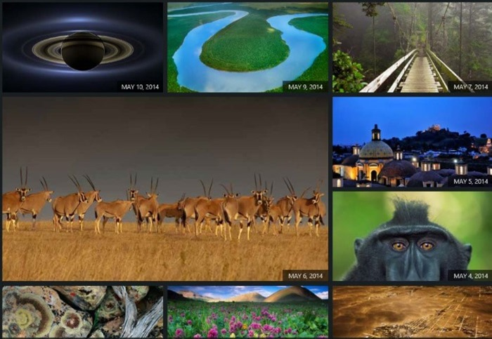 Bing home page picture download official