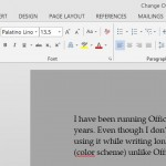 How To Change Default Font And Font Size In Word 2016/2013