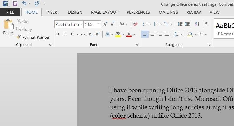 Где находится Microsoft word 2013 в компьютере с ОС windows 8