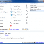Install And Manage Cursors In Windows With Cursor Commander