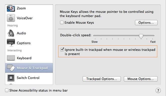 Disable macbook trackpad2