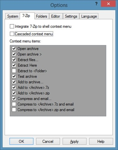how to put jpeg items into zip