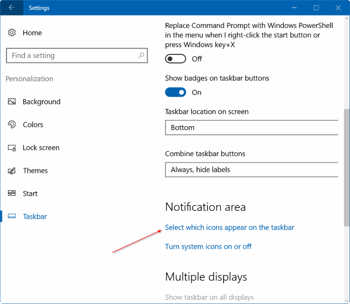 fix to battery icon missing from windows 10 taskbar