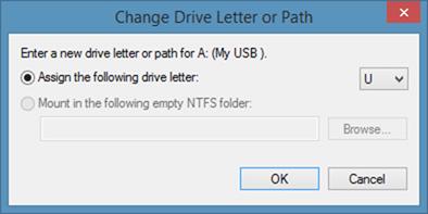 Create Keyboard Shortcut to open USB drive in Windows step4