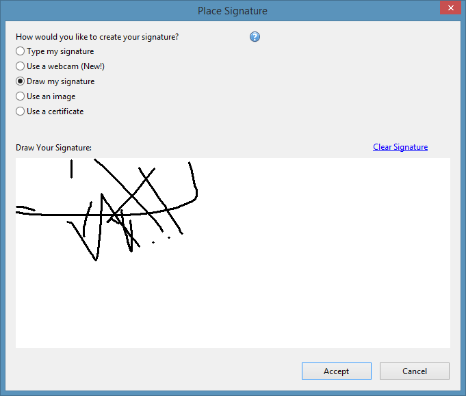 How To Use Adobe Reader To Electronically Sign (E-Signature