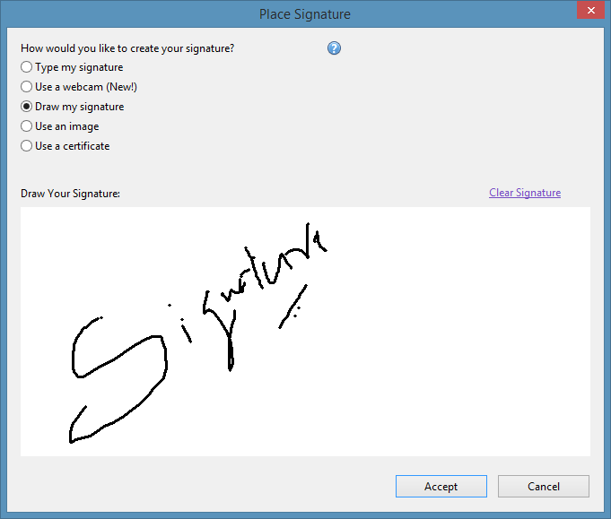 How To Use Adobe Reader To Electronically Sign (E-Signature) PDF ...