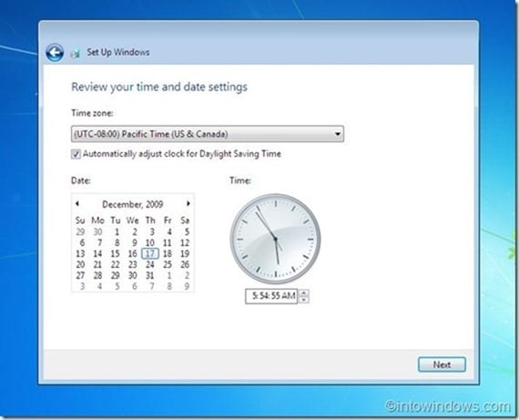 Reinstall Windows 7 without product key step13