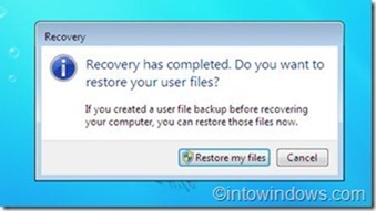Reinstall Windows 7 without product key step15