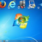 3 Ways To Resize Desktop Icons In Windows 7