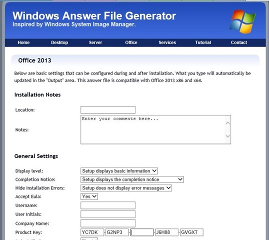 How to perform office 2013 unattended or silent installation - Product activation required office 2010 ...