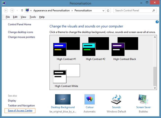 Disable Snap view in Windows 7 or Windows 8 picture2