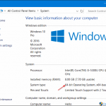 How To Manually Update Windows Defender Offline In Windows 10/8.1