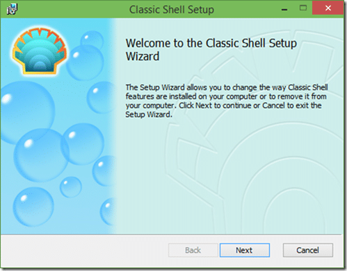 Classic shell for Windows 10 picture01