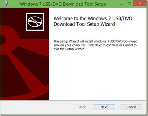 Create UEFI bootable USB of Windows 10 Step1