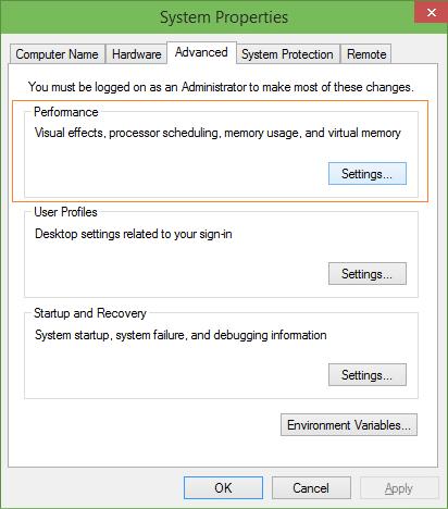 Disable animations when maximizing minimizing step2