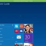Download Windows 10 Quick Guide PDF