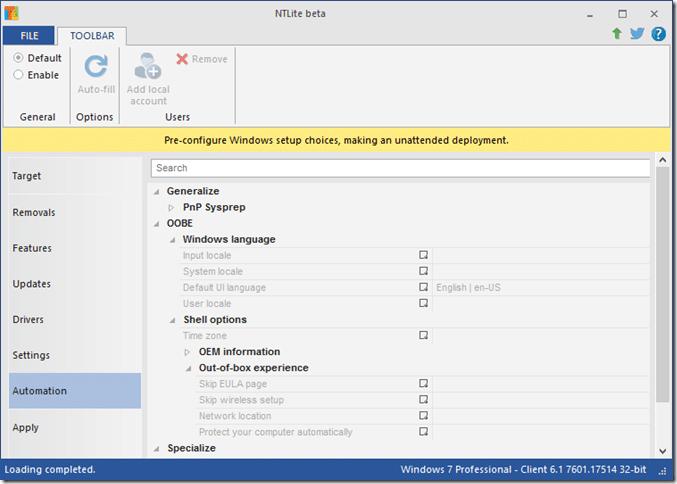 NTLite for Windows 10 download