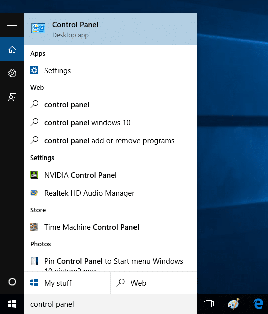 how do i add a program to my start menu in windows 10