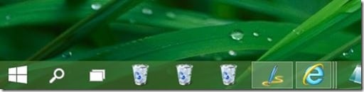 Pin Recycle Bin icon to Taskbar in Windows 10 picture1