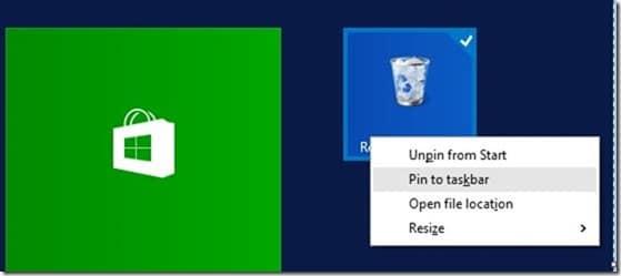 Hướng Dẫn Các Cách Ghim Thùng Rác Trong Windows 10 - AN PHÁT