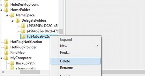 Remove Favorites, Recent Files, and Recent Folders from Home In Windows 10 picture3