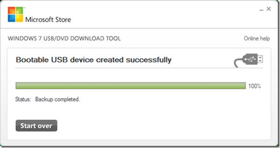 UEFI bootable USB Windows 10 step12