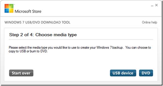 UEFI bootable USB Windows 10 step6