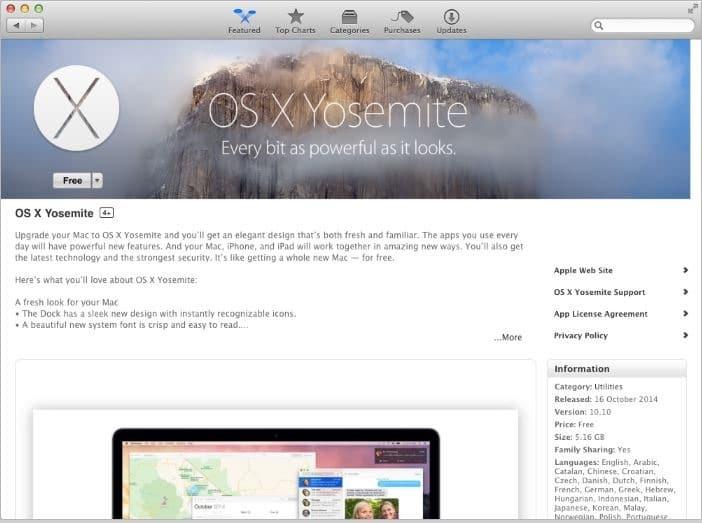 FACETIME POUR MAC OS X 10.6.8