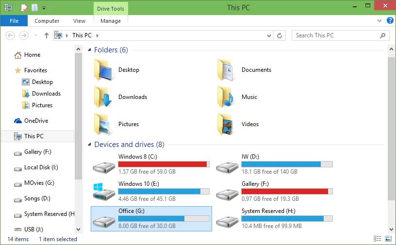Make Windows+E Open This PC (Computer) In Windows 10