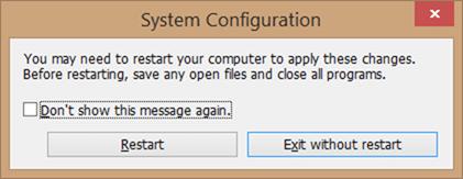 Add safe mode to Windows 10 boot menu step4