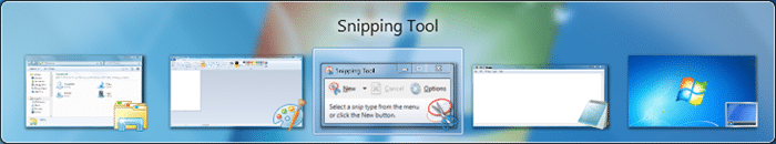 Disable Alt Tab Preview in Windows 7 step01