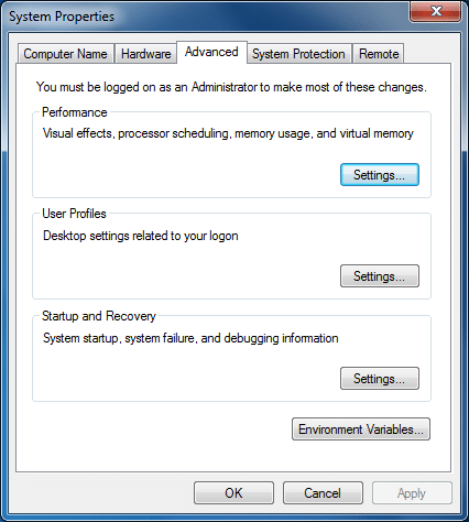 Disable Alt Tab Preview in Windows 7 step2