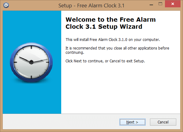 Free alarm clock for windows 8 1