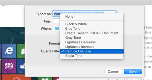 6 methods to compress PDF files step4