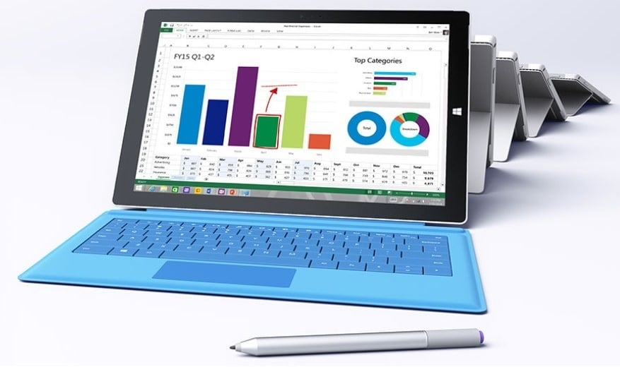 surface pro 3 download