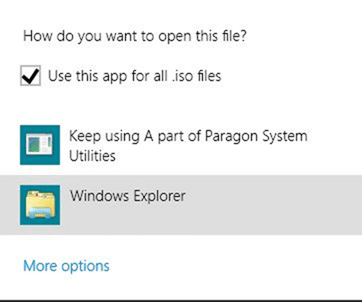 Fix to missing burn disc image option in context menu picture5