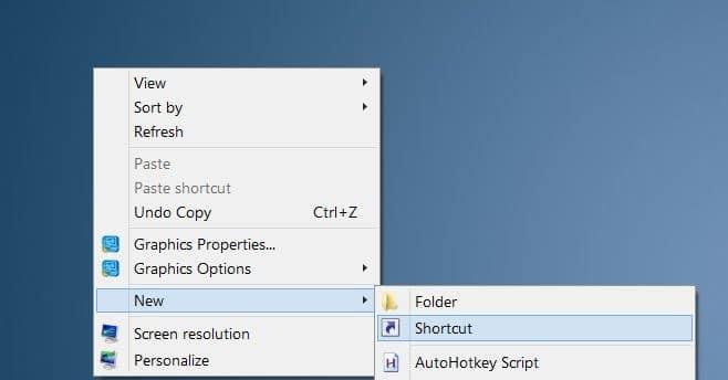How To Create Keyboard Shortcut To Rotate Screen In Windows 10
