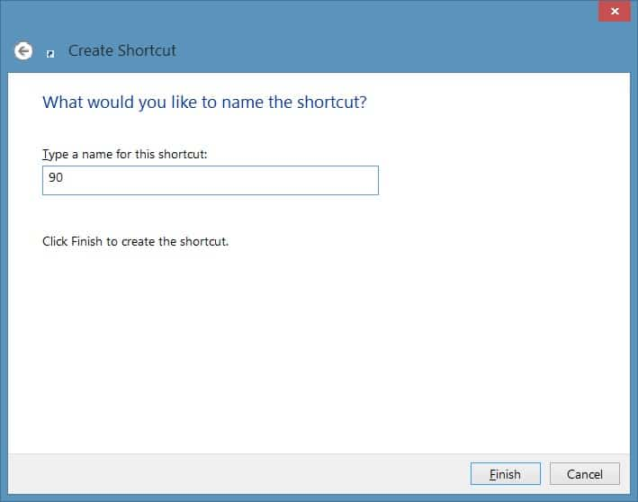 Keyboard shortcut to rotate screen orientation in Windows picture6