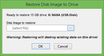 Mac OS X Bootable USB On Windows step4