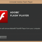 How To Revert To A Previous Version of Flash Player In Windows