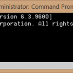 How To Run MSI File As Administrator From Command Prompt In Windows