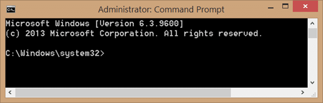Run MSI file as administrator from Command Prompt