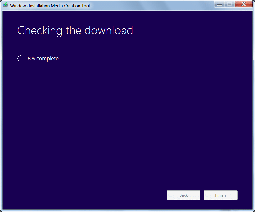 Windows media creation tool for Windows 7 pic2