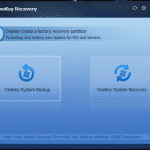Download AOMEI OneKey Recovery Free To Re-Create Windows Recovery Partition
