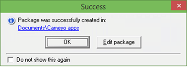 Create portable version of a software step5