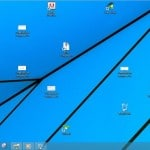 DeskLock Locks Desktop Icons To Prevent Others From Moving Them