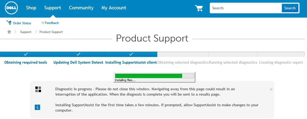 how to fix chipset errors on dell computer