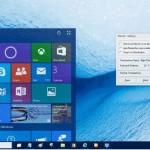 How To Make Windows 10 Build 9926's Start Menu Transparent